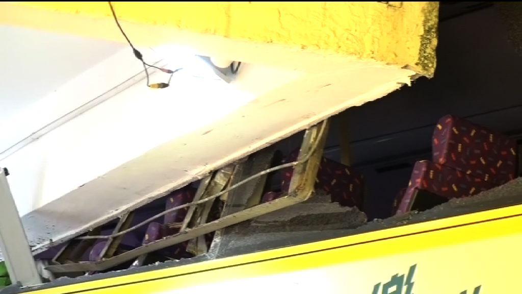 深水埗城巴失事釀三死 上層女乘客當場死亡