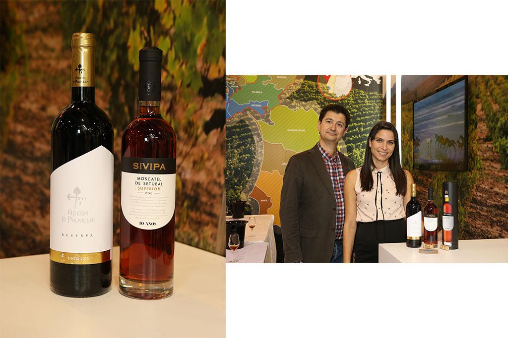 葡萄牙塞圖巴爾半島首次在美酒展組織展館,並帶來加烈葡萄酒(Fortified Wine)及以當地主要葡萄種類Castelao釀製的紅酒。