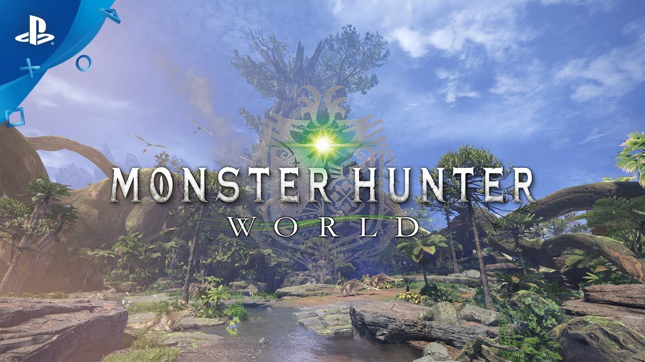 〈好玩〉Monster Hunter:World即將推出PC版本