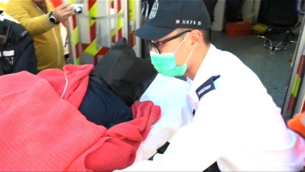 韓籍母子倒斃酒店房 丈夫被捕時滿身酒氣