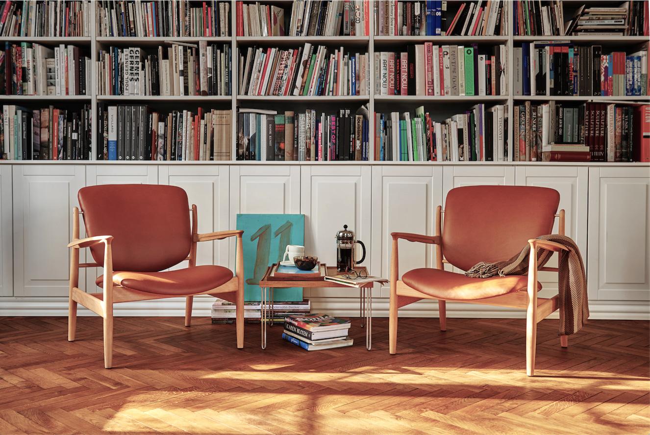 〈好Life〉來自丹麥的France Chair