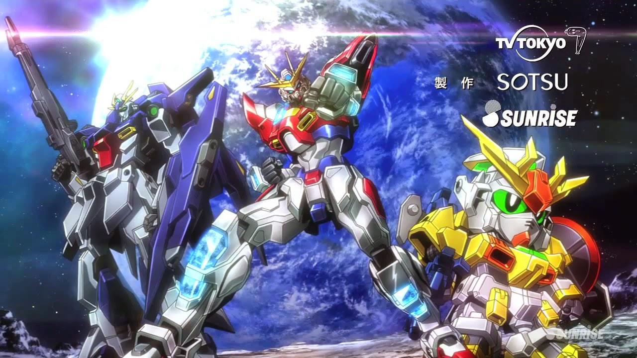 〈好玩〉Gundam Build Fighter新一輯下周發布