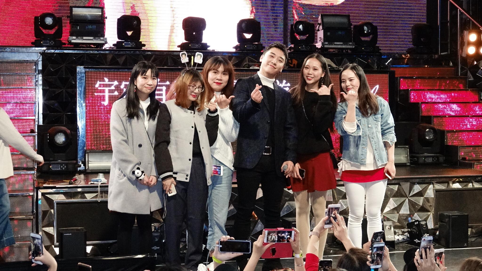 BIGBANG勝利被求婚 要先問准媽媽