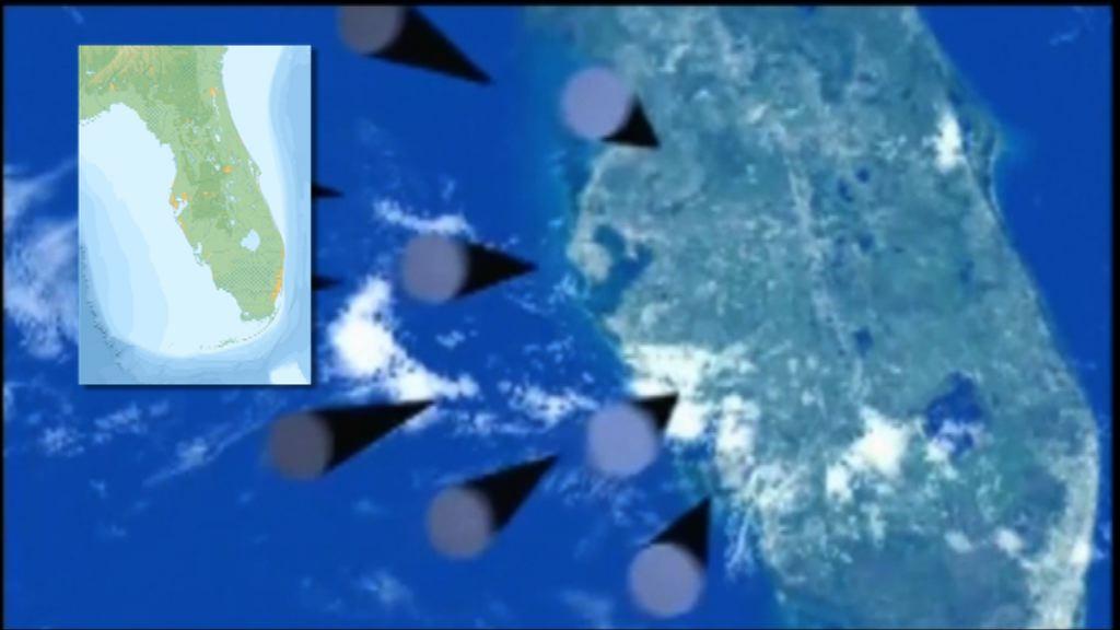 俄核攻擊動畫中見美國佛州