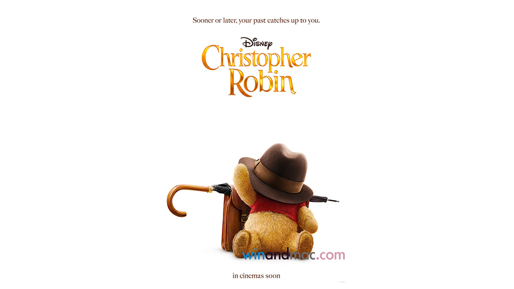 〈好Life〉Winnie The Pooh首套真人版電影