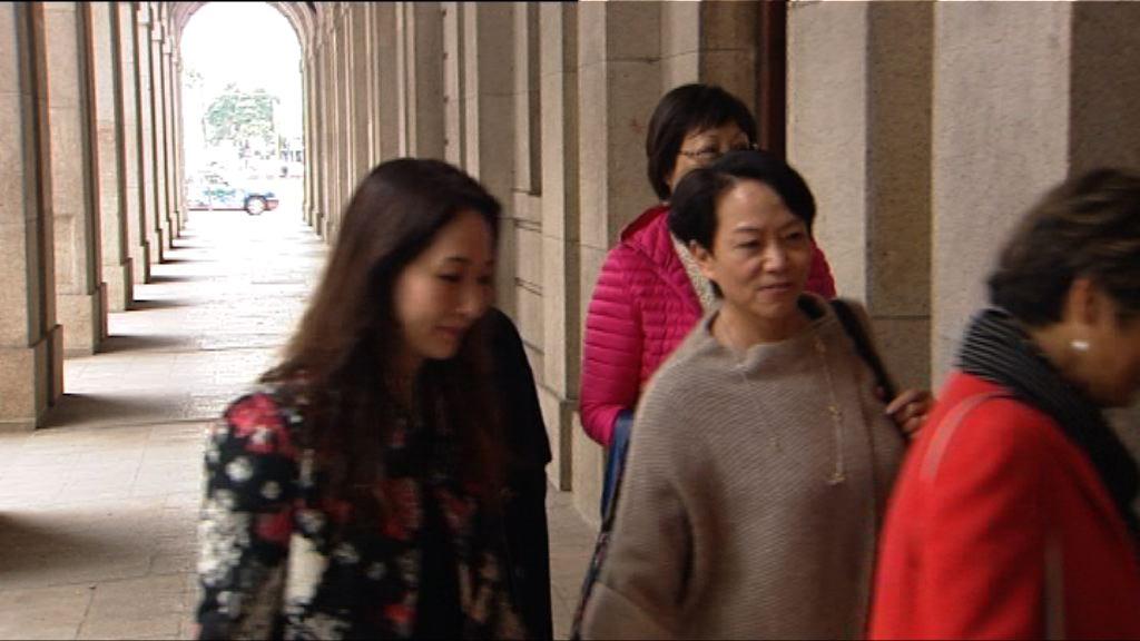 陳茂波夫婦誹謗案 辯方指陳茂波夫婦非惡意