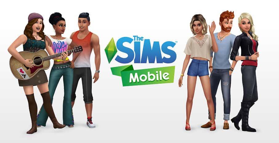 EA 出品 The Sims Mobile 手機版正式上架