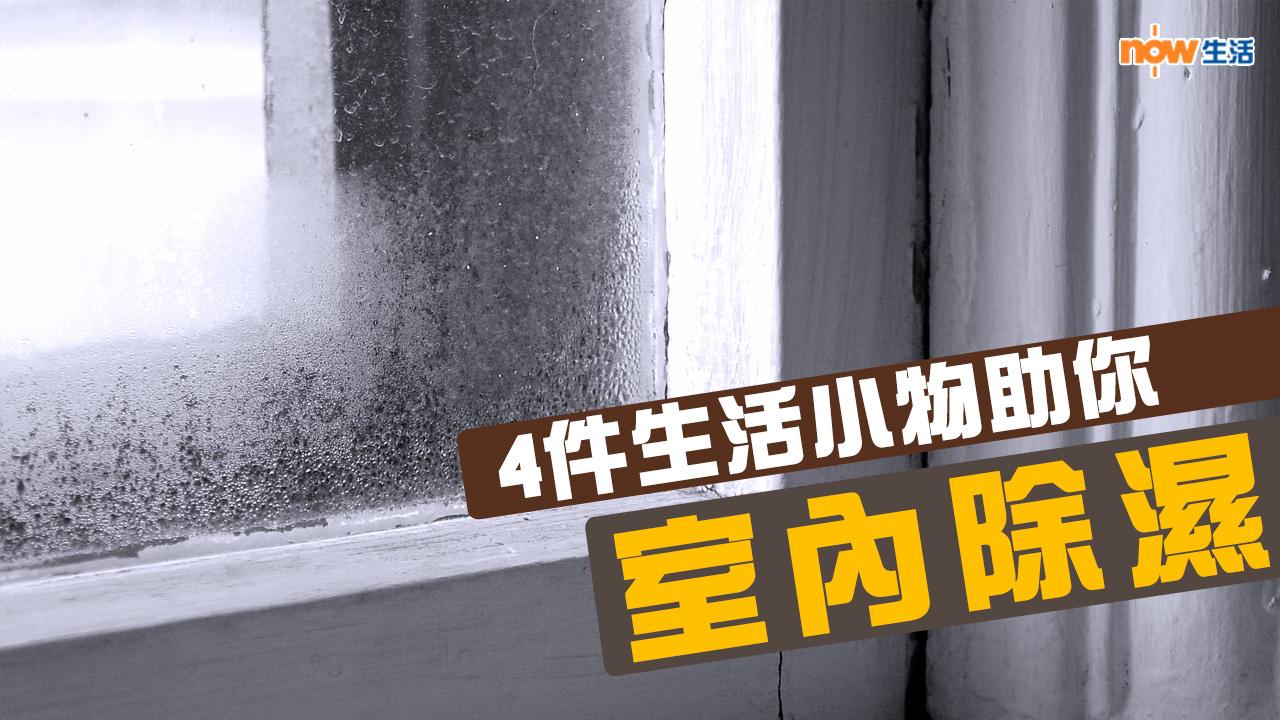 【生活教室】四件生活小物助你室內除濕