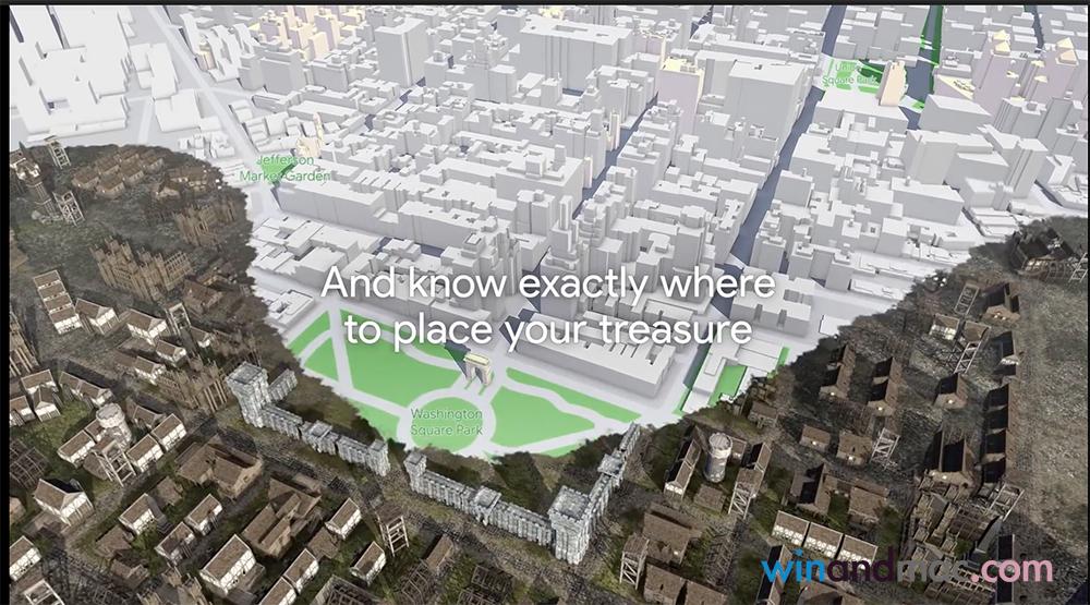 〈好玩〉Google Maps為遊戲推出專門API 日後打機更真實!