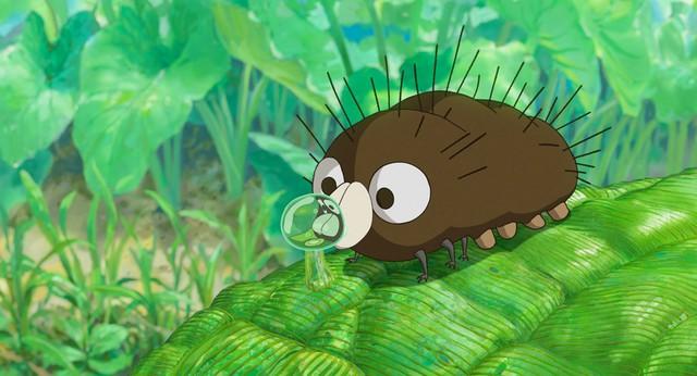 〈好Life〉宮崎駿首部 CG 動畫《毛毛蟲波羅》劇照來了