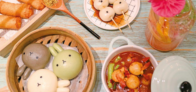 〈好食〉【上海】可愛造型港式點心 – 一籠小確幸