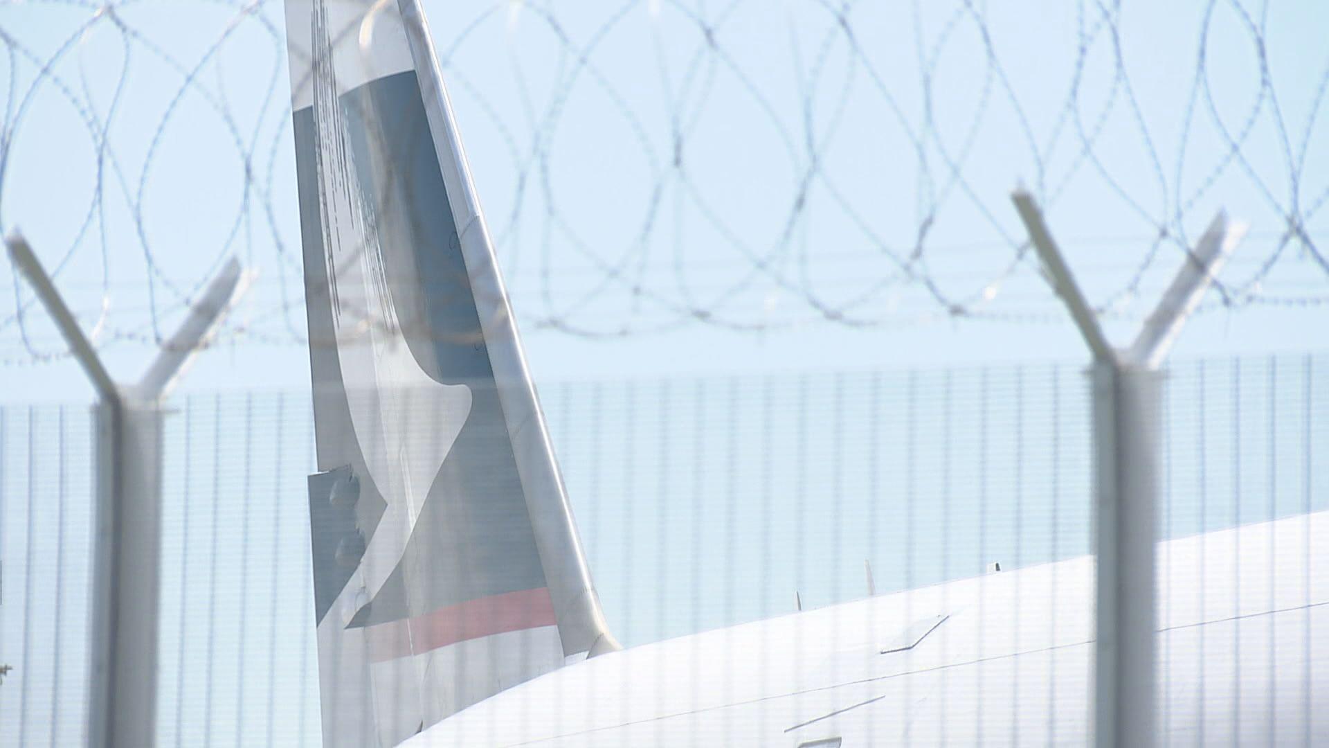 【颱風襲港日】國泰:9月業務表現將受影響