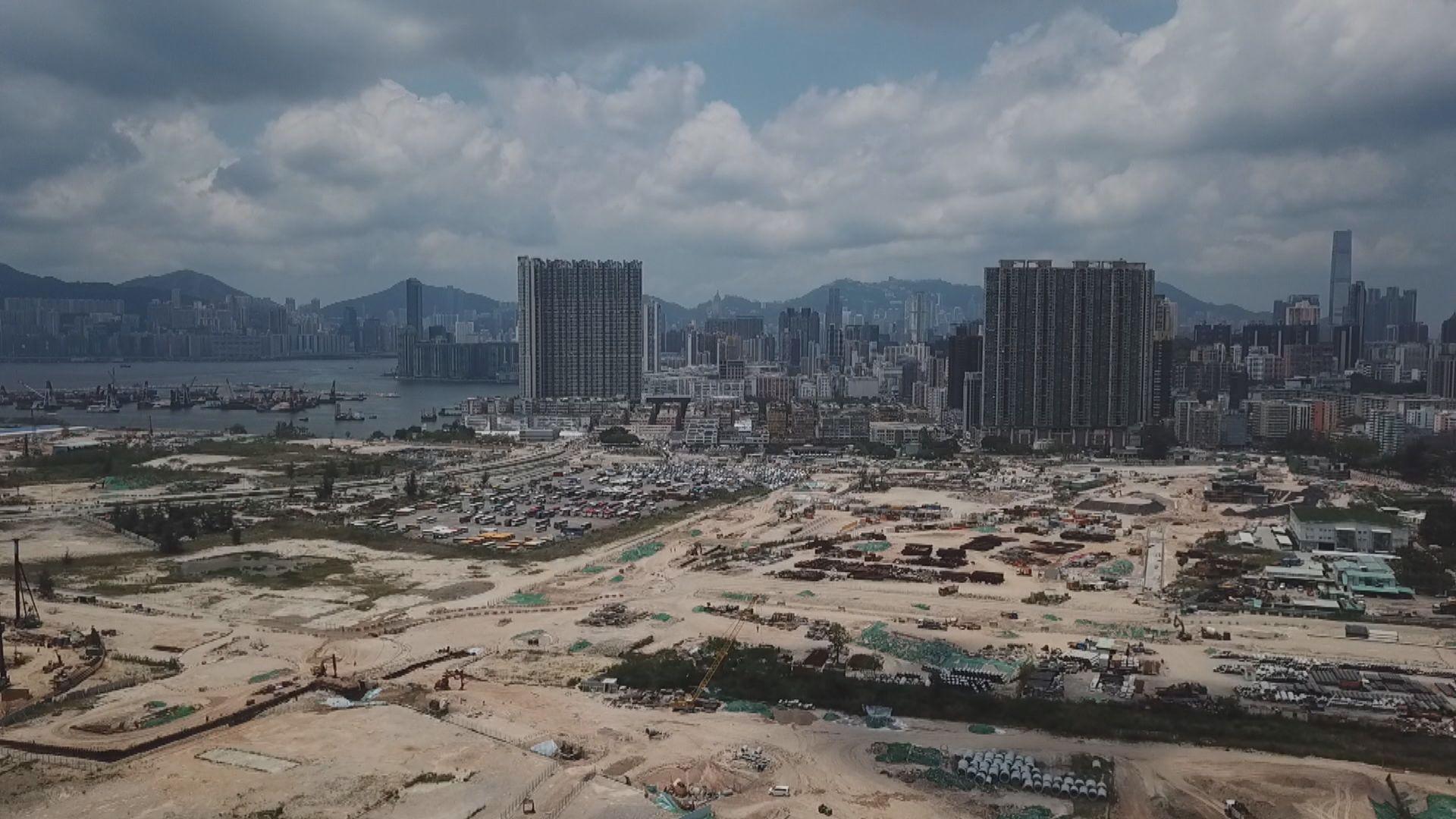 【財政預算案】下年度推15幅住宅地