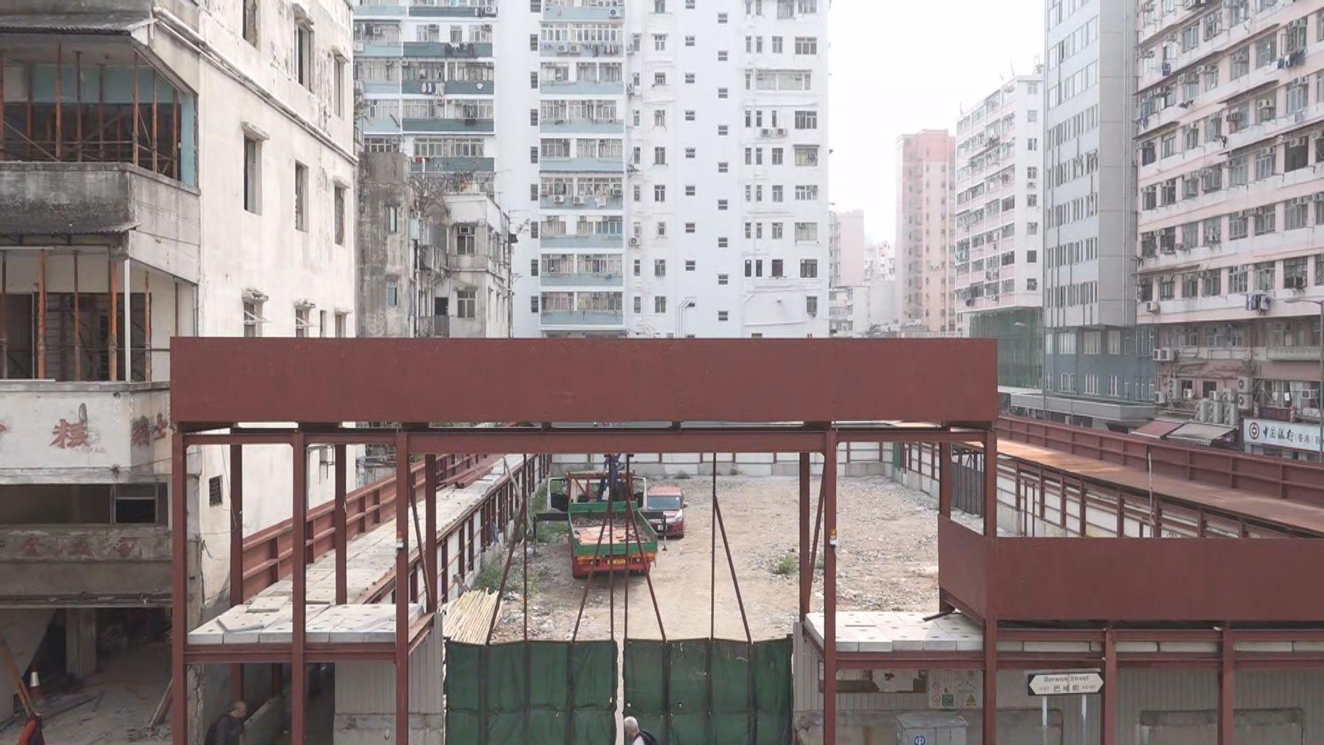 【預算案】預留20億興建過渡性房屋