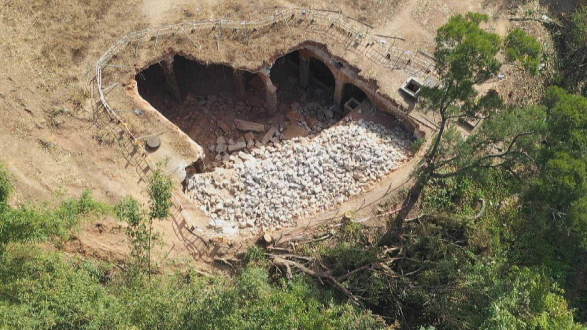 主教山蓄水池!黃偉綸:不排除納入保育