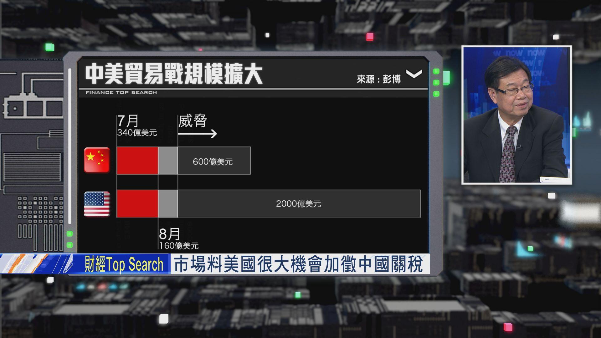 【財經TOP SEARCH】戰亂都有「相對」強勢股?(上)