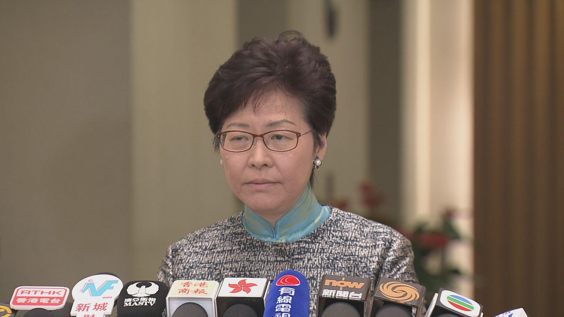 【中美貿戰升級】林鄭:將啟動額外支援措施