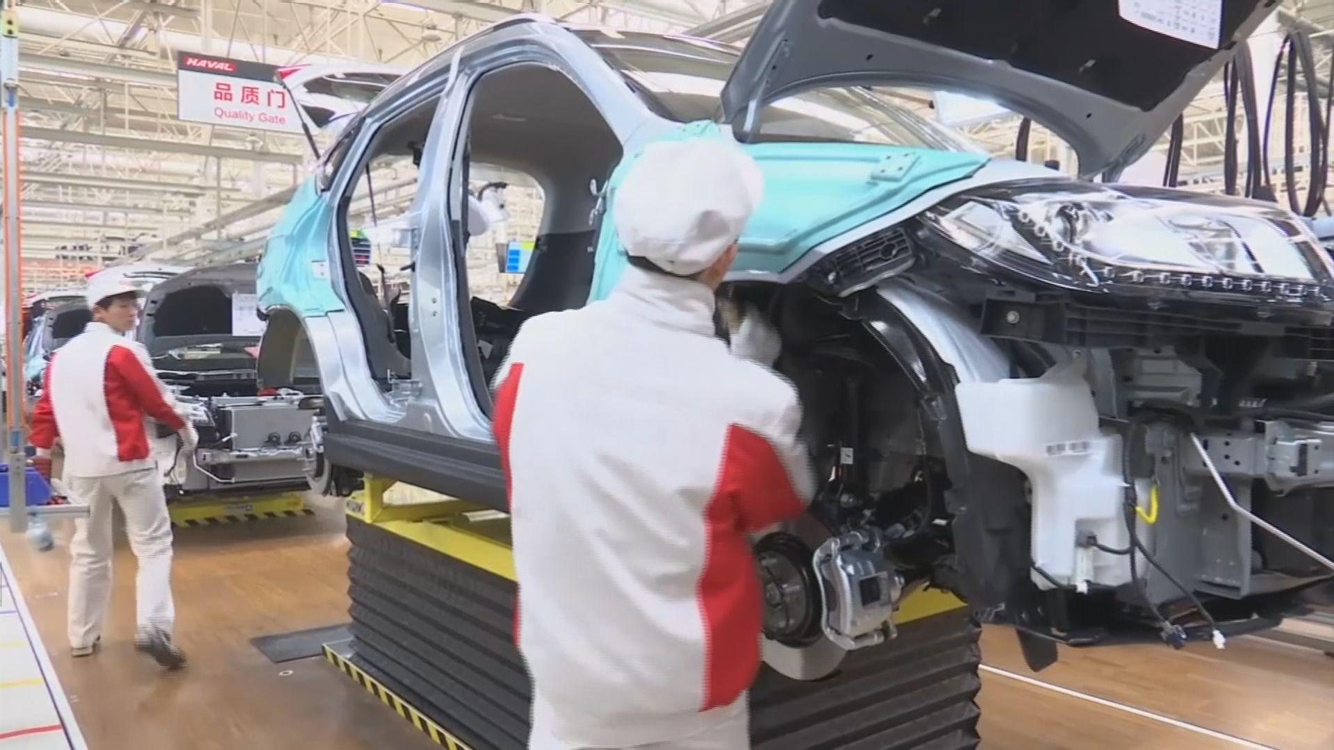 【上月數據】內地乘用車銷量下跌12%