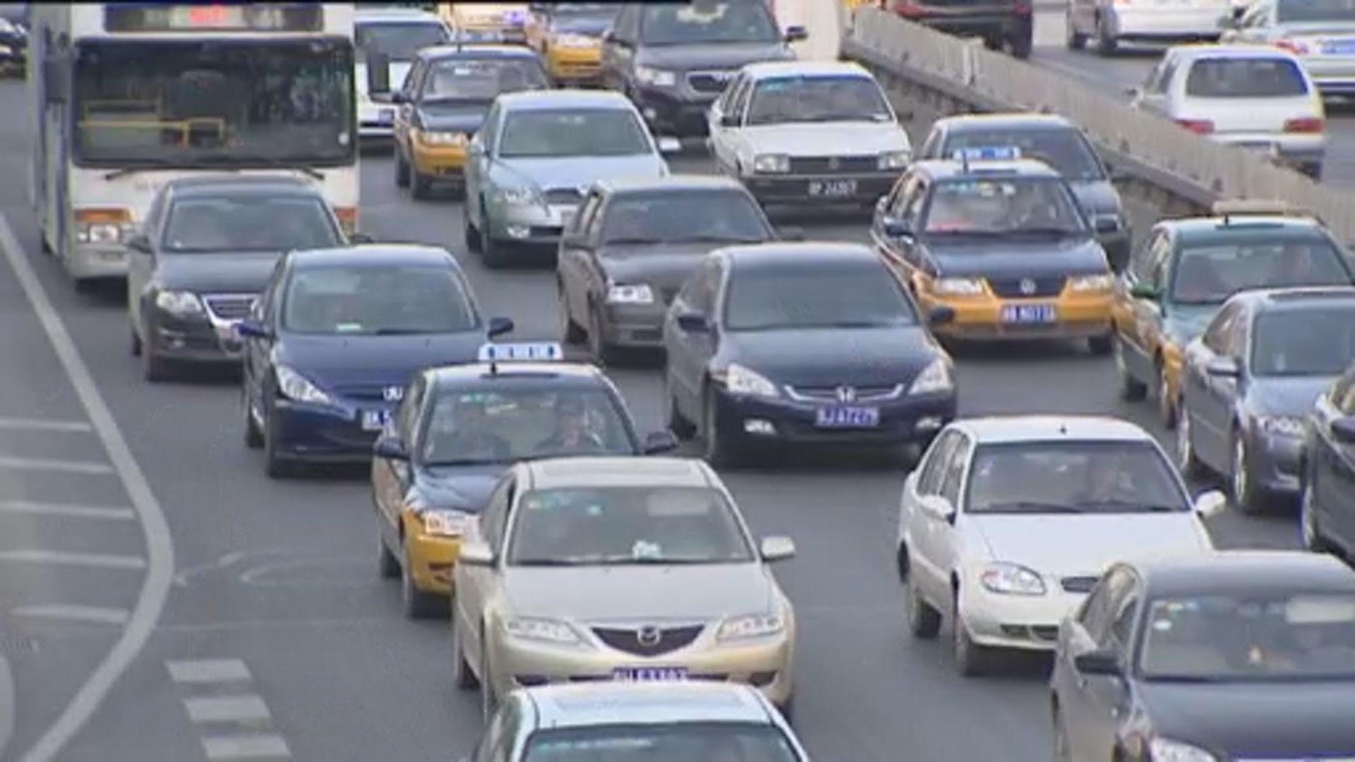 【跌幅擴大】內地上月乘用車銷量跌17%