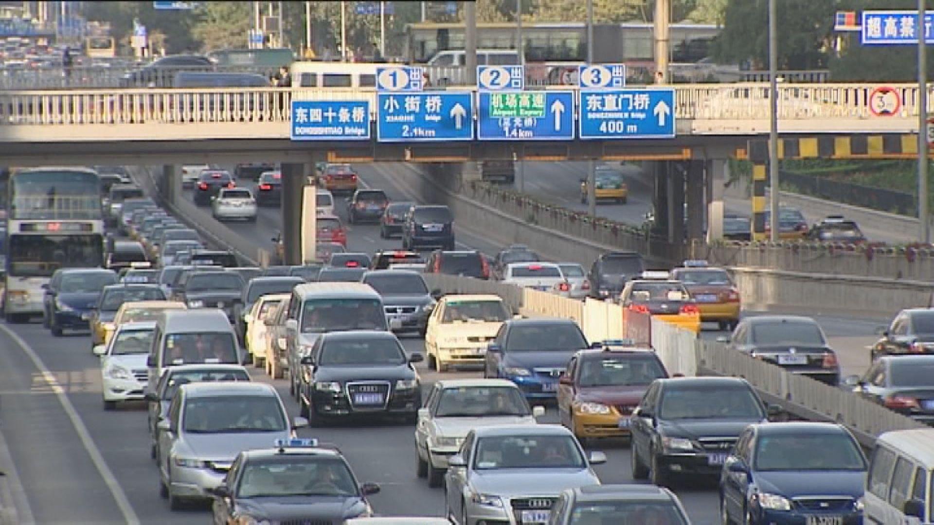 【上月數據】內地廣義乘用車銷售連跌十月