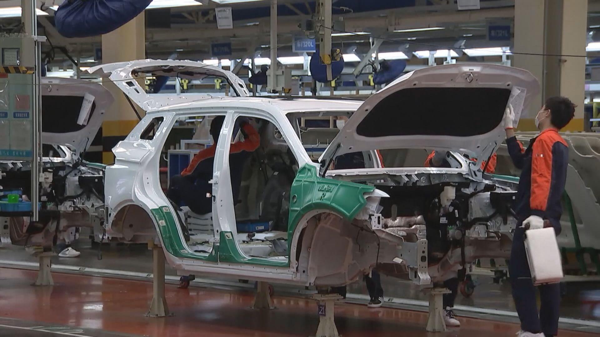 內地首四個月新能源車銷售飆逾2.6倍