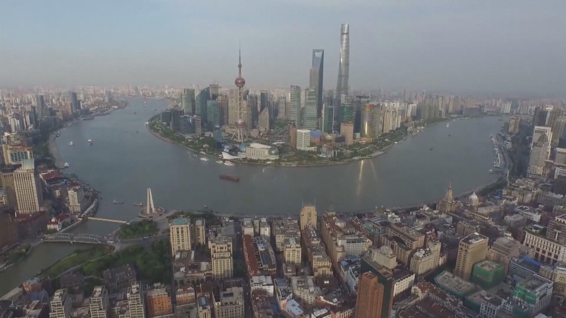 中國金融競爭力前三名:上海、北京、深圳