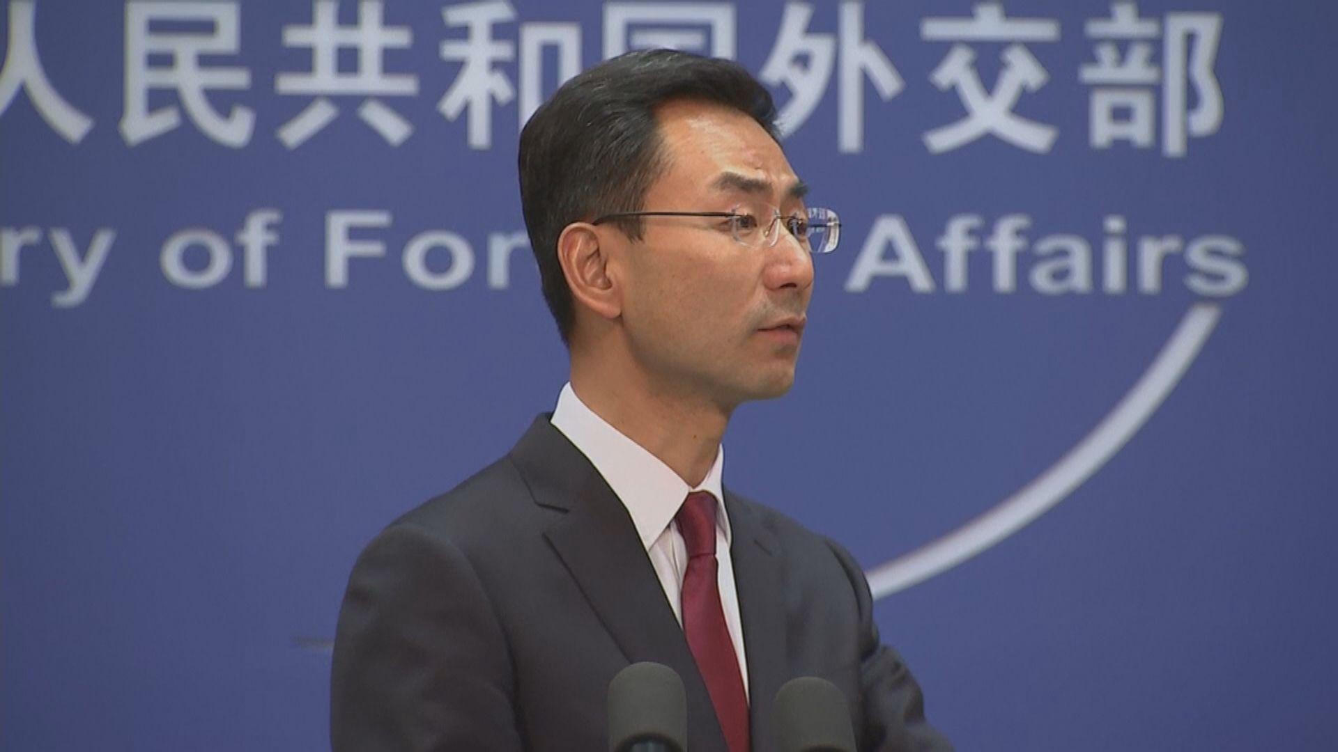 【中美貿戰升級】外交部:中美元首一直保持聯繫