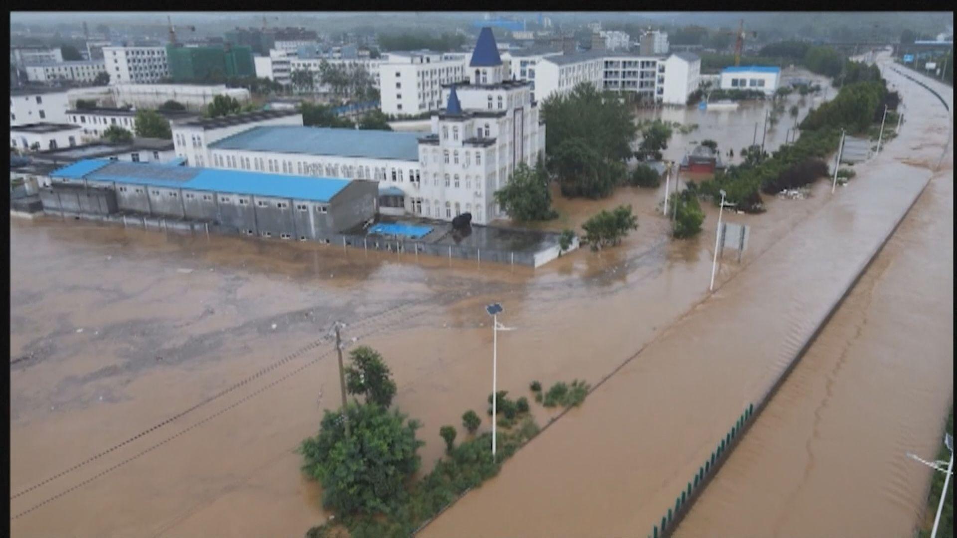 【河南暴雨】鄭州地鐵水浸最少12人死