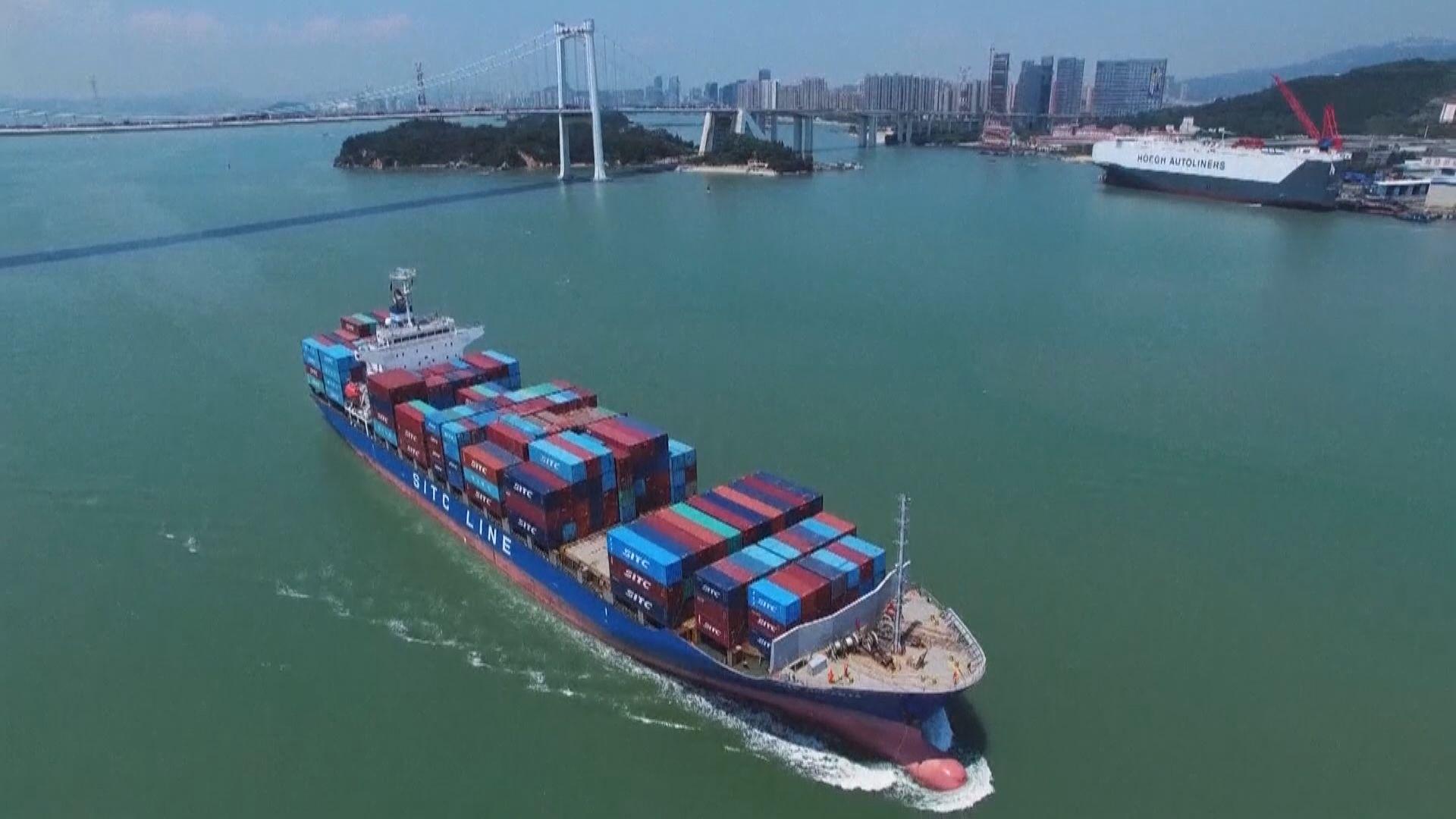 【關稅減半】環時:中國或正考慮使用貿協中的災難條款