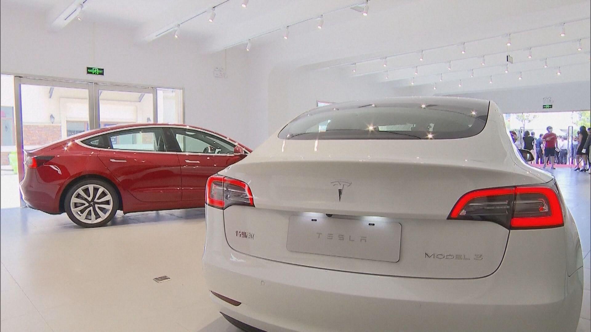 Tesla:滬車廠按計劃發展