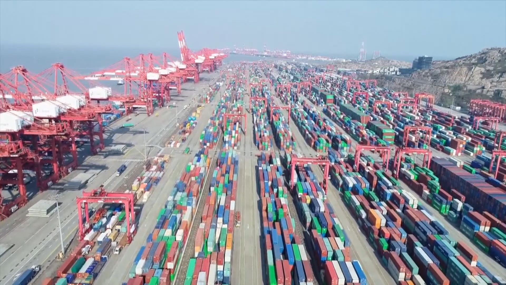 中國7月出口表現較預期好 連升兩個月