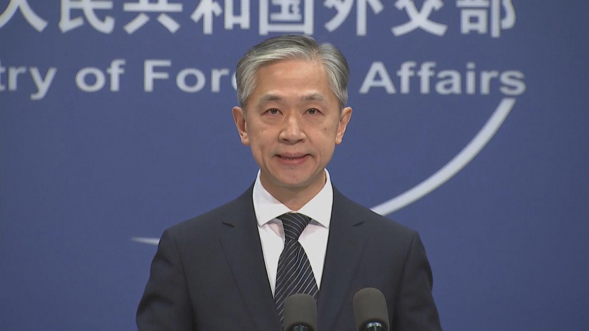 汪文斌:中美雙方應相互尊重