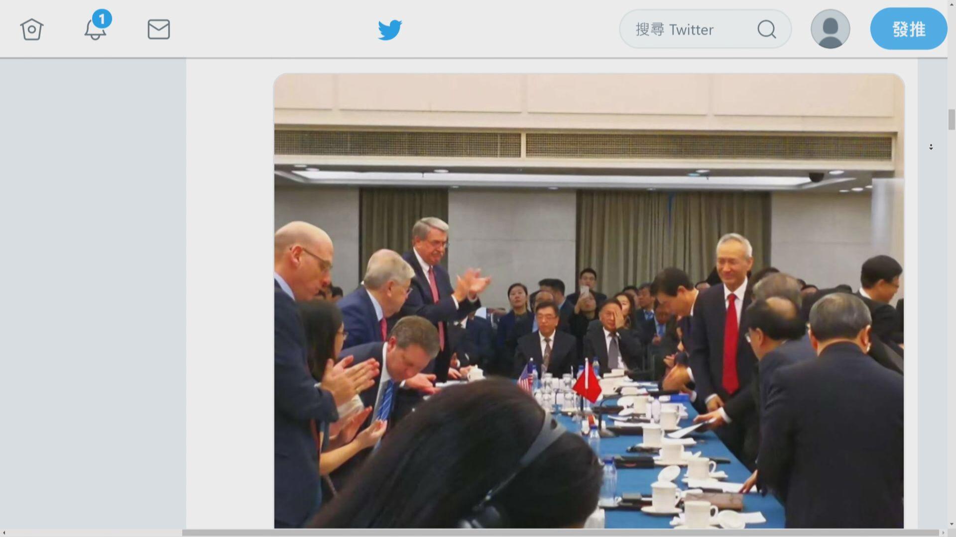 【中美磋商】外交部證實劉鶴有出席會議