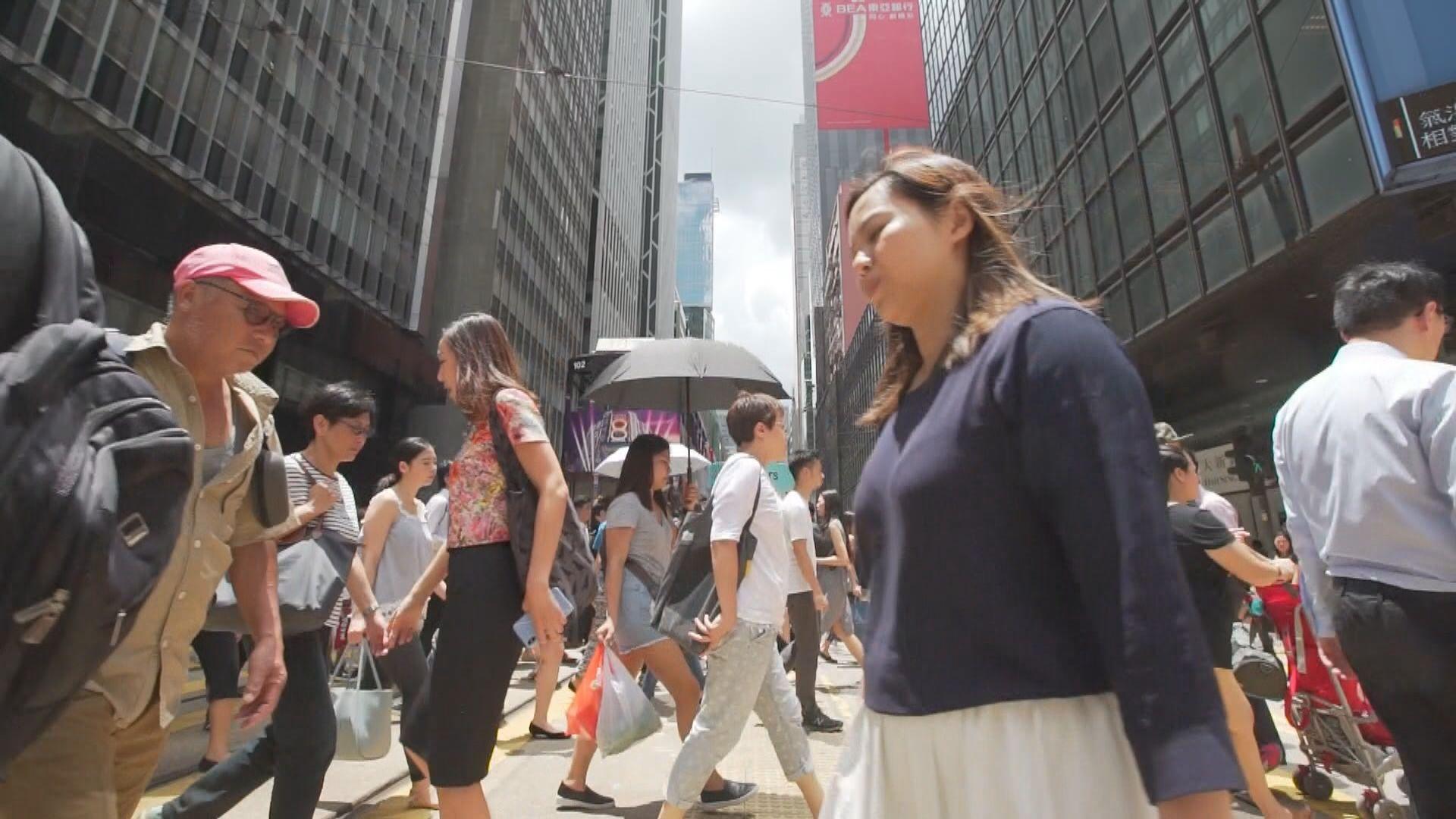 【修例影響】陳茂波:失業率有上升壓力