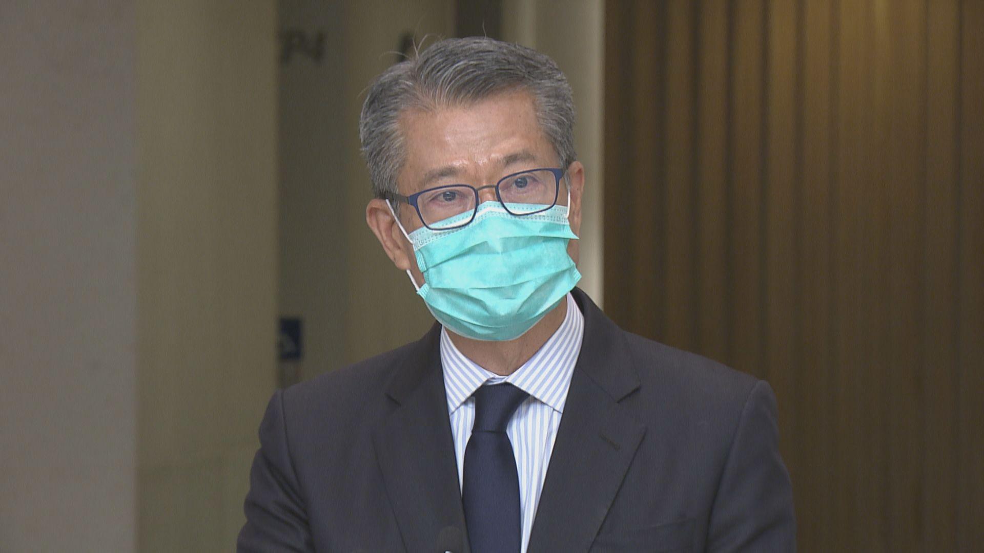 【大上大落】陳茂波籲加倍管理風險