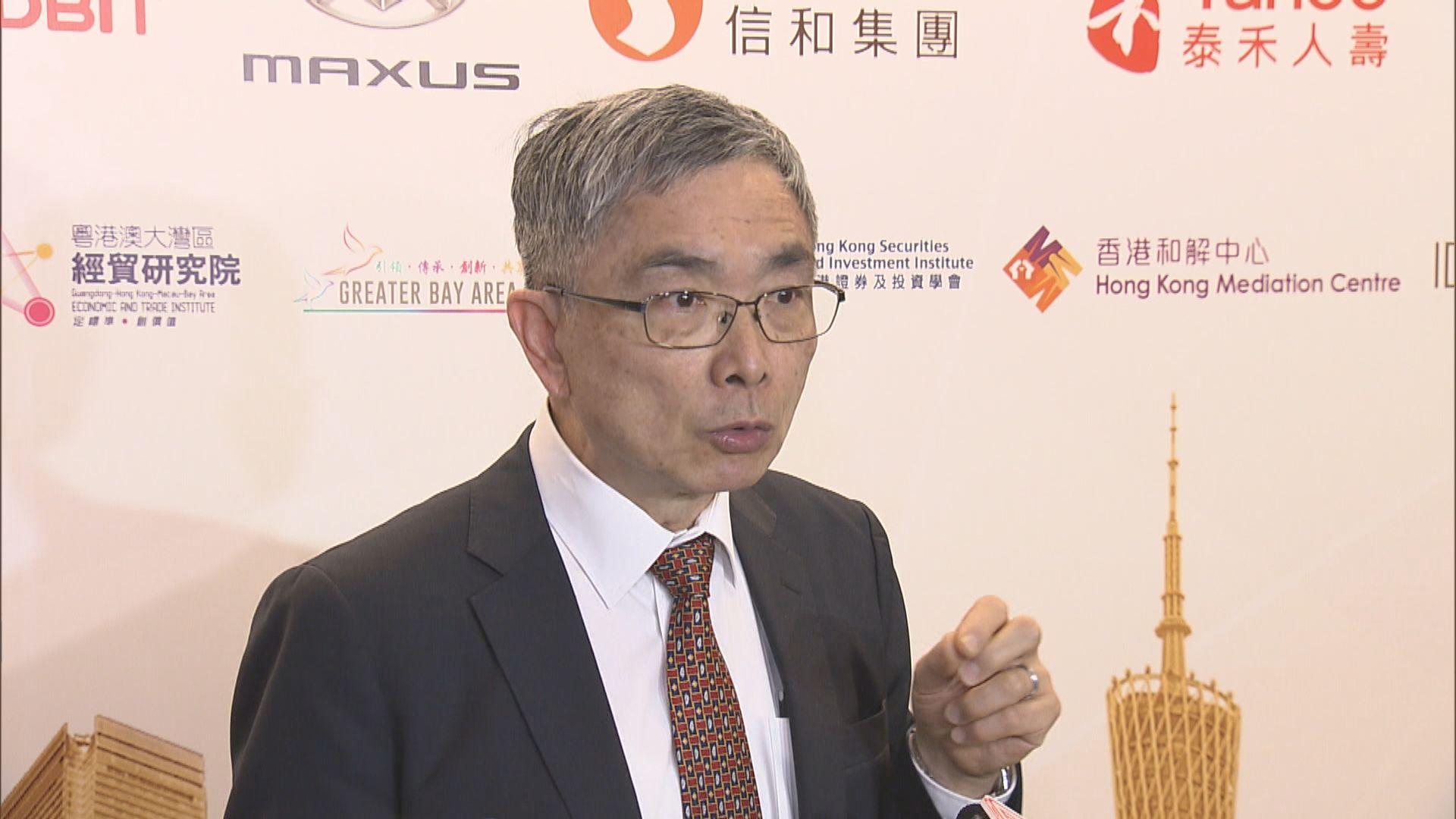 劉怡翔:正助港險企設售後服務平台