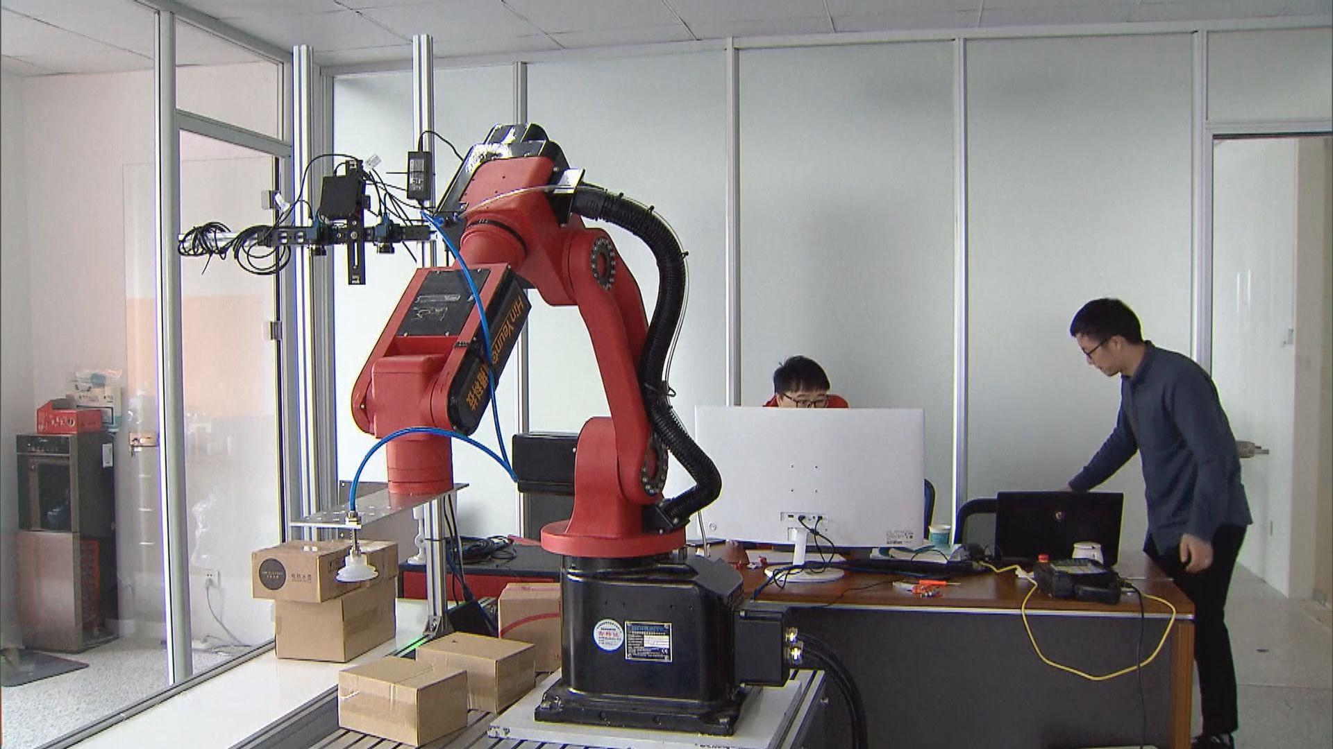 【大灣區專線】製造業應用高新科技發掘商機