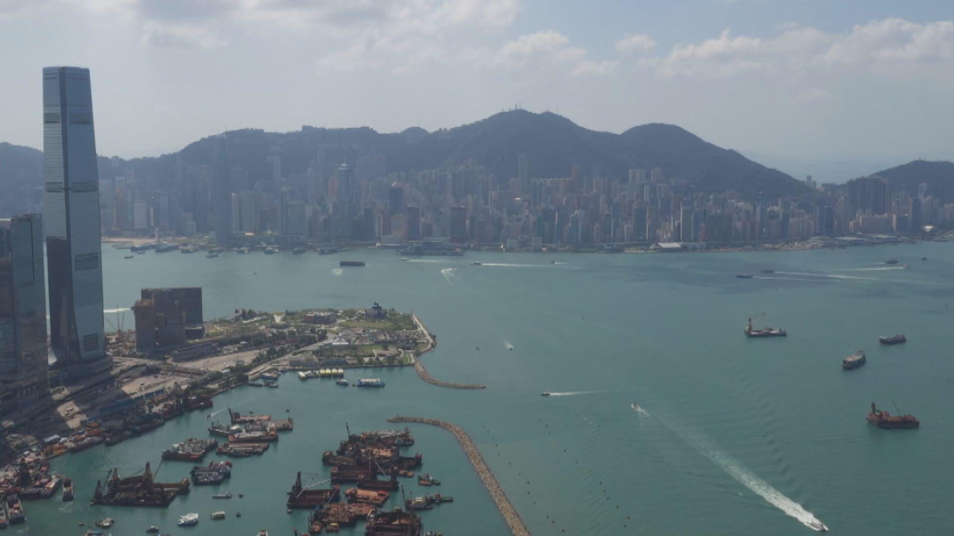 穆迪料港經濟今年增長5%