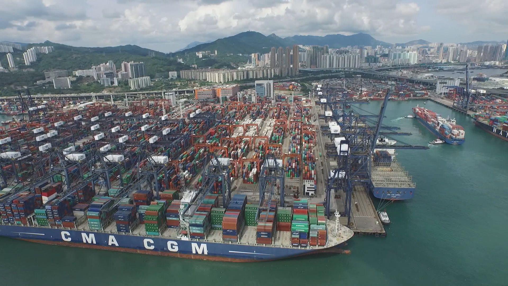 【中美貿戰】貿發局:港明年出口更閉翳