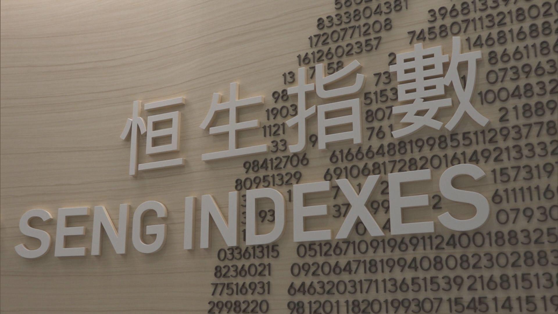 大摩:科技指數或更利好MSCI中國指數