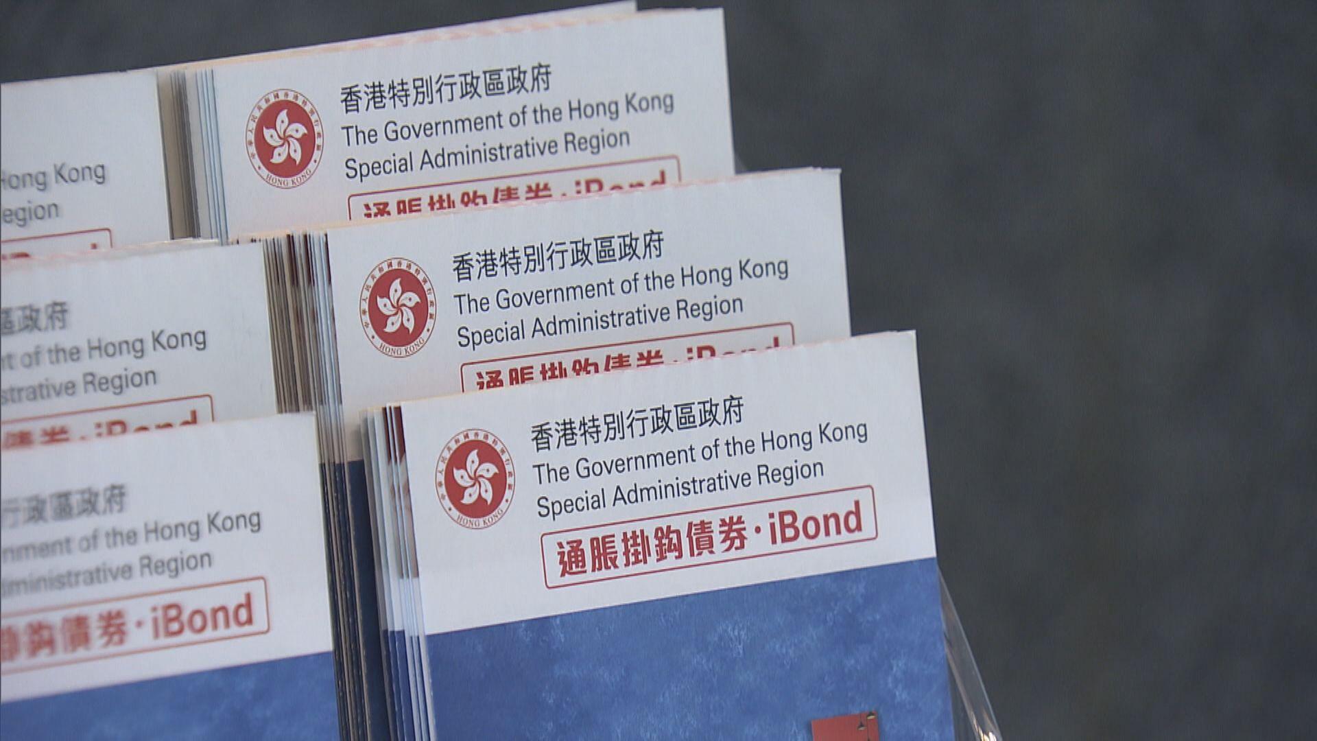 中銀香港指iBond認購熱烈 多年輕人認購