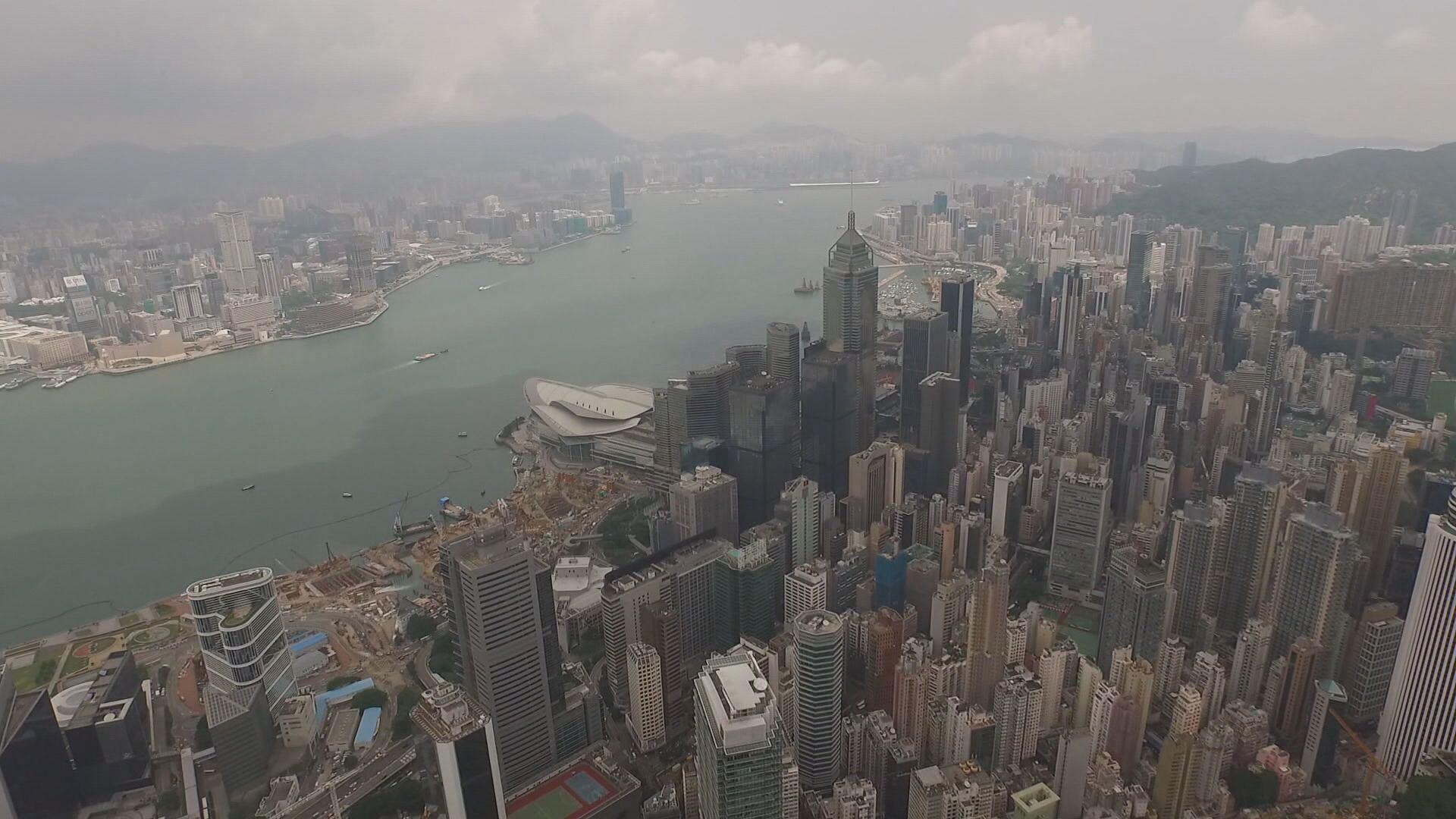 【樓價被高估】IMF警告:港樓市隨時大冧