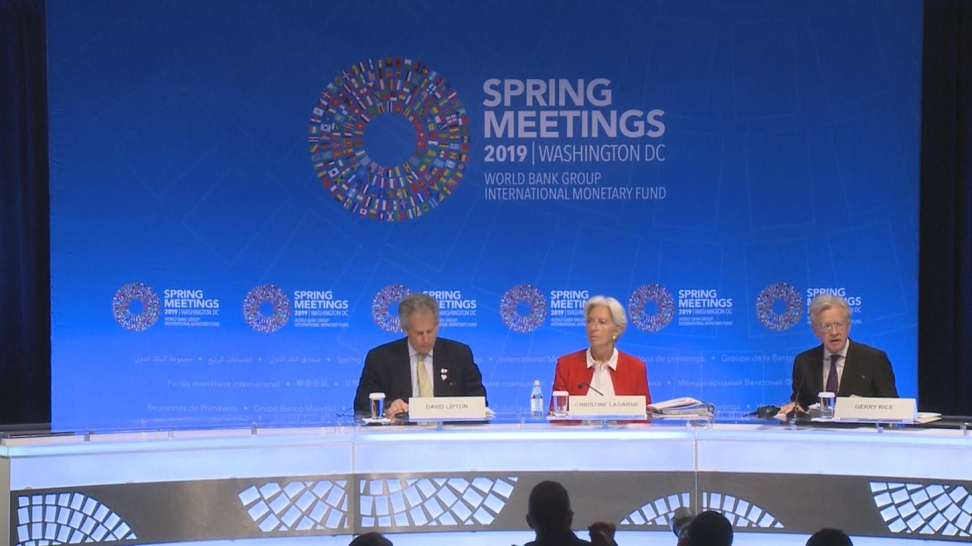 【避免貿戰升溫】IMF:央行需維持寬鬆幣策撐經濟