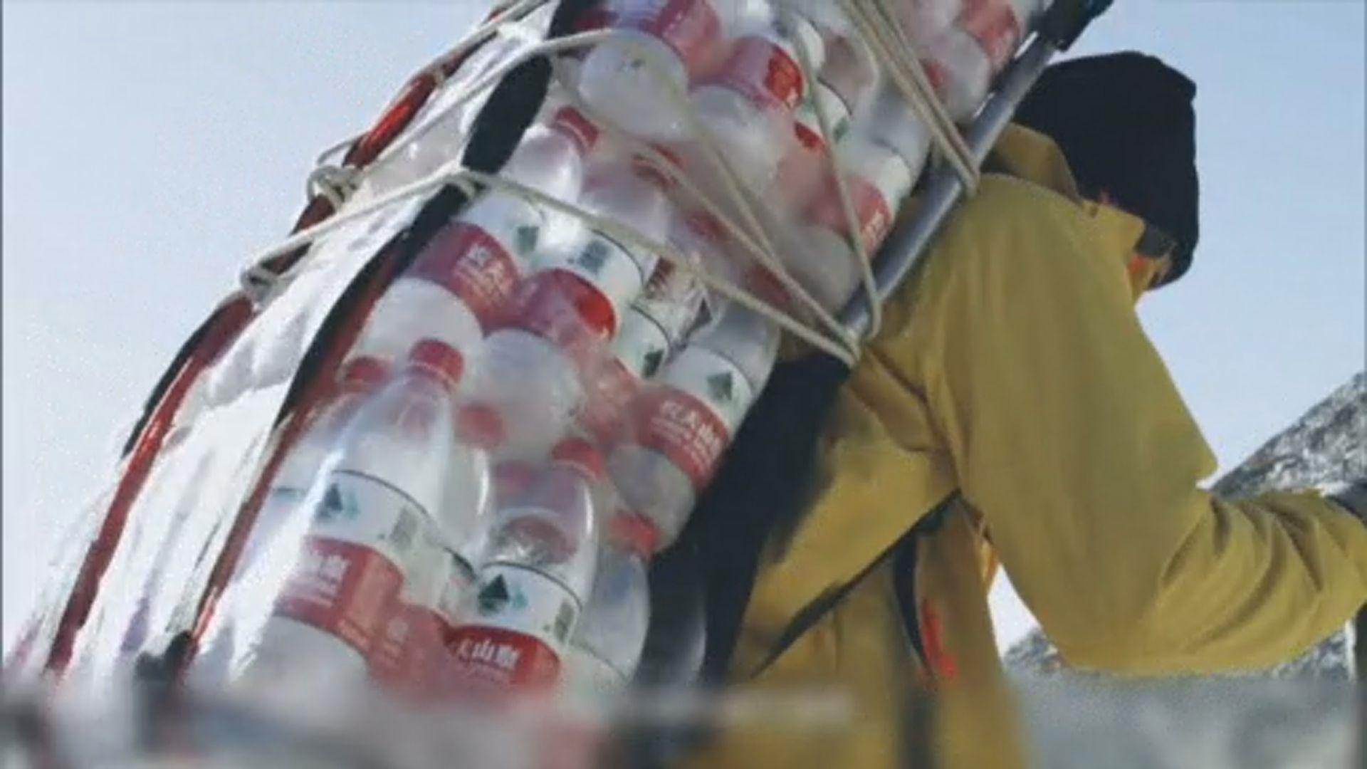 傳內地樽裝水公司農夫山泉 已獲批上市