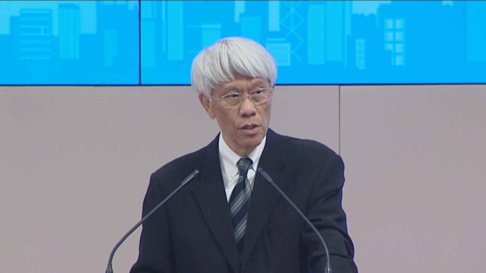 【香港成「戰場」?】任志剛:爆發貨幣金融戰的可能性增加