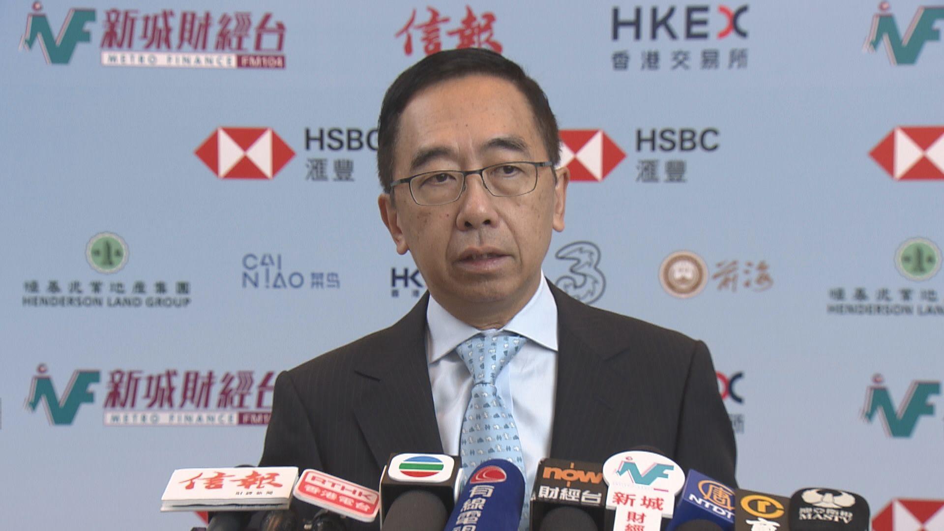 香港總商會任命梁兆基為總裁