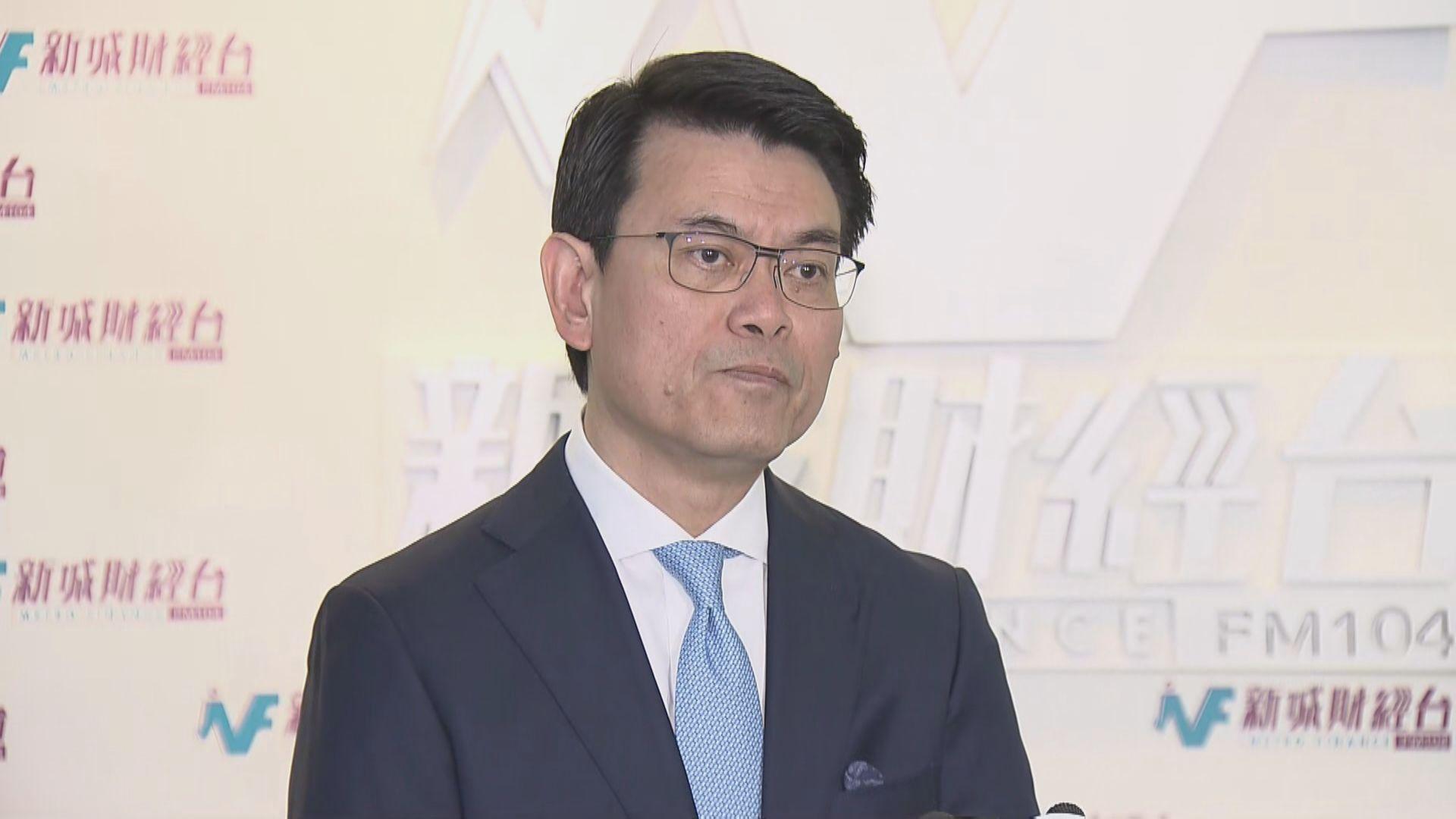 【不容樂觀】邱騰華:下半年至明年上半年經濟會較差