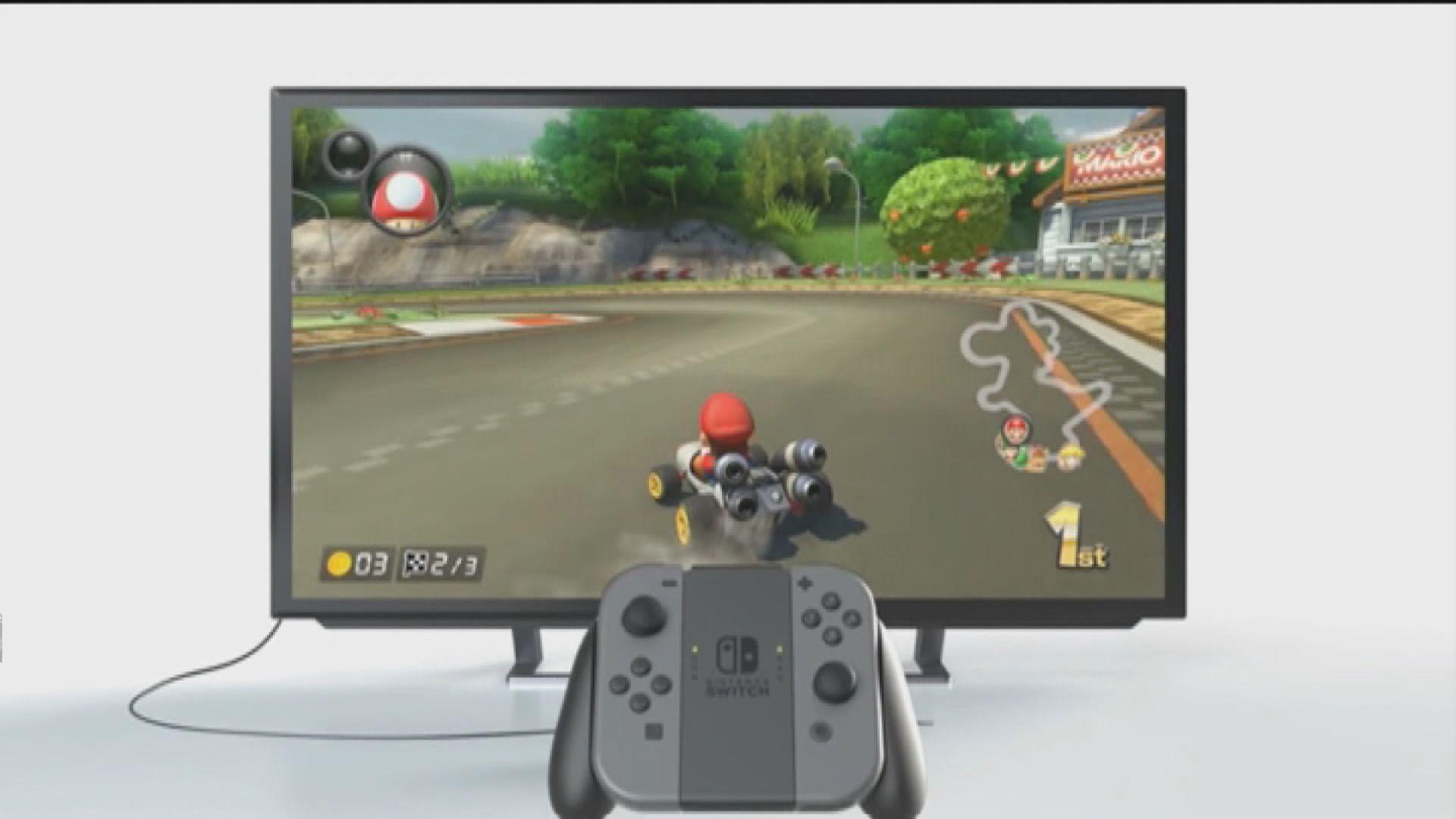 傳任天堂將Switch年產目標升至三千萬部