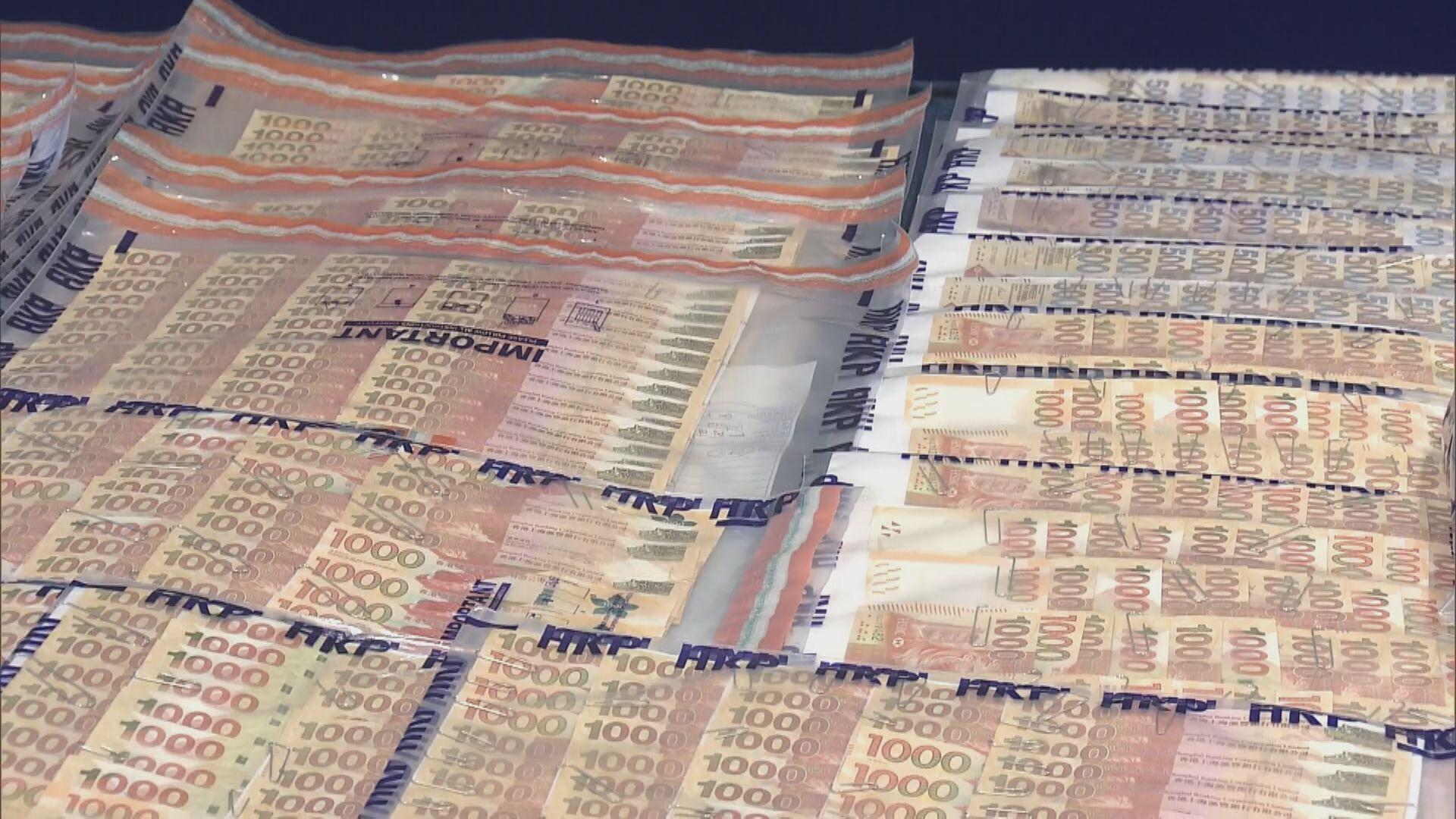 警拘56人涉用空殼公司呃1.4億百分百擔保貸款
