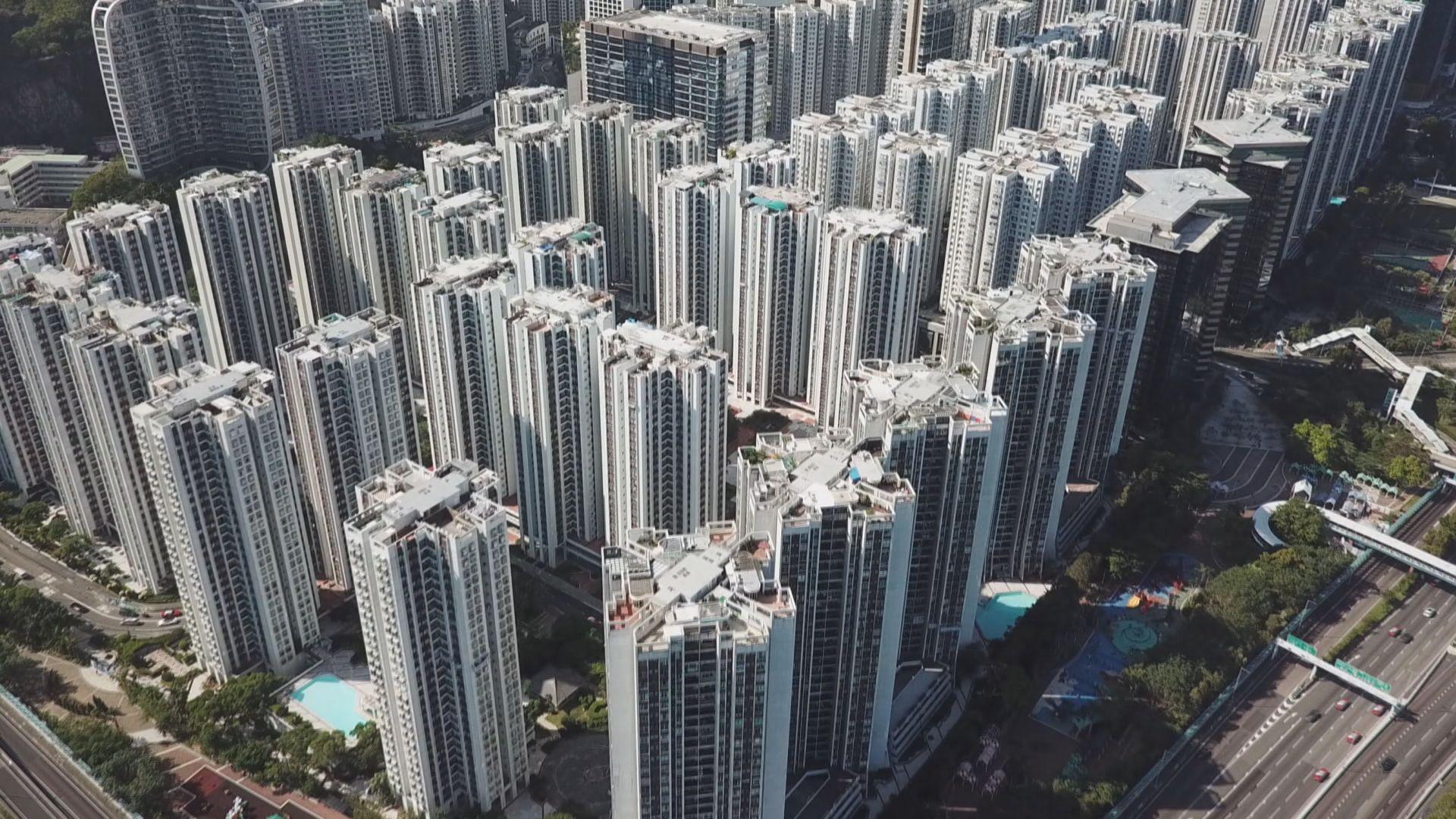 【樓市前景未明】樓價兩周累跌近2.5%